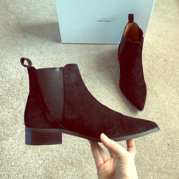 Stories Suede Boots | Poshmark